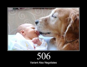 506 Variant Also Negotiates