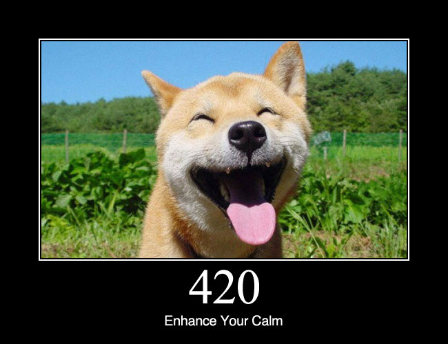 420 Enhance Your Calm